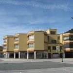El Gobierno de Navarra subvencionará hasta un 50% el transporte escolar al colegio Mendialdea de Ber...