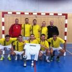 XXVI edición del torneo 24 horas de futbol sala de Berriozar